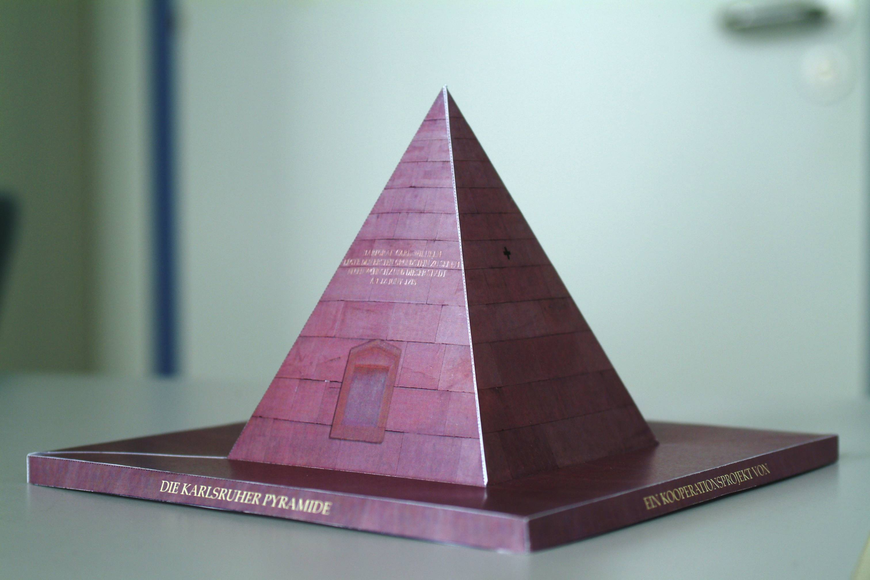 research paper pyramids